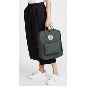 Дамска раница -fjallraven Classic Forest Green-Thedresscode