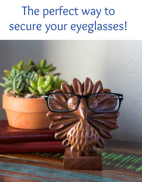 The Perfect Eyeglass Holder