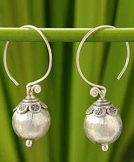 Thai Moonlight Earrings