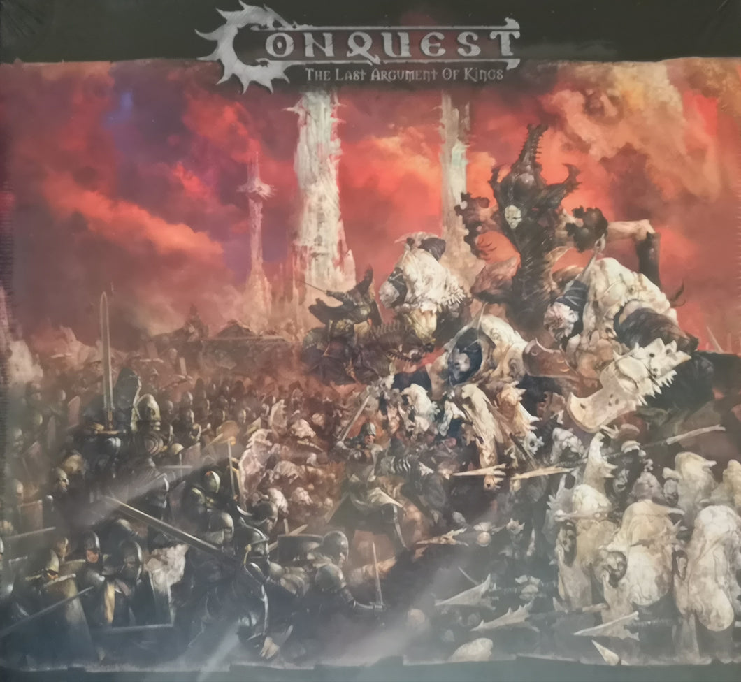 Conquest the Last Argument of Kings Grundspiel