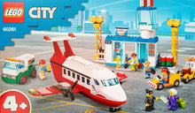 Load image into Gallery viewer, LEGO City 60261 Flughafen