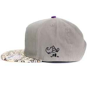 Pummel & Friends - Snapback Cap