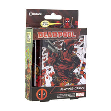 Load image into Gallery viewer, Deadpool Spielkarten Deadpool Designs
