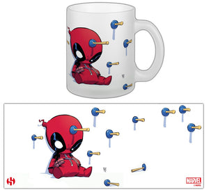 Marvel Comics Tasse Deadpool Baby