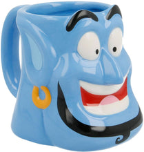 Laden Sie das Bild in den Galerie-Viewer, Aladdin 3D Tasse Genie