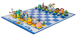 Toy Story Schachspiel Collector's Set