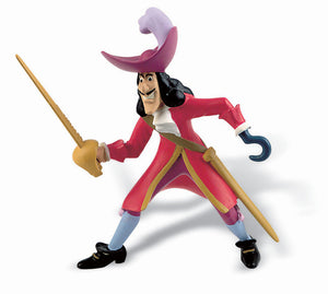 Peter Pan Figur Captain Hook 10 cm