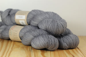 Practically Perfect Sock Grayscale