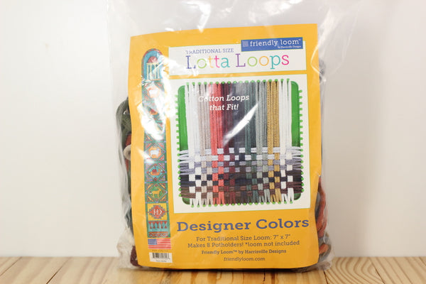 Traditional Lotta Loops Designer Colors