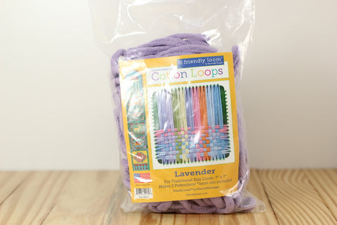 Traditional Loops Lavender