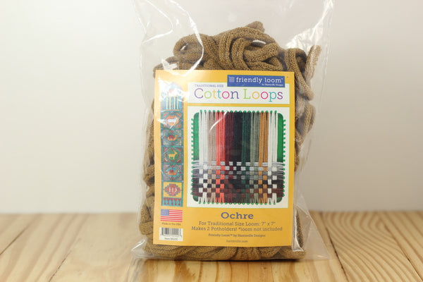 Traditional Loops Ochre