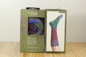 Uneek Sock Kit 53 Blue Green