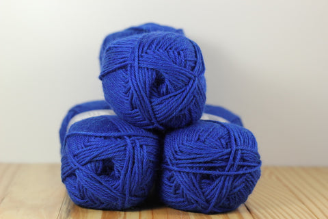 Ultra Wool Worsted 33156 Cobalt