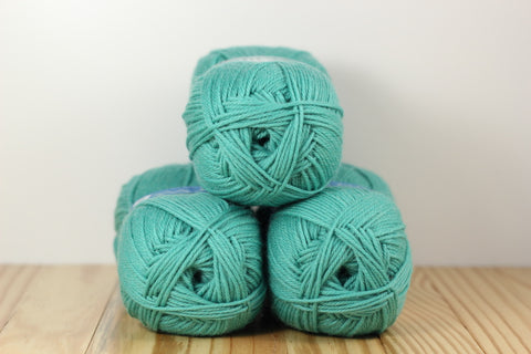 Ultra Wool Worsted 3346 Aqua