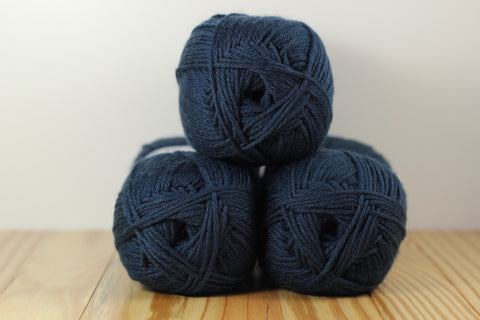 Ultra Wool Worsted 3363 Navy