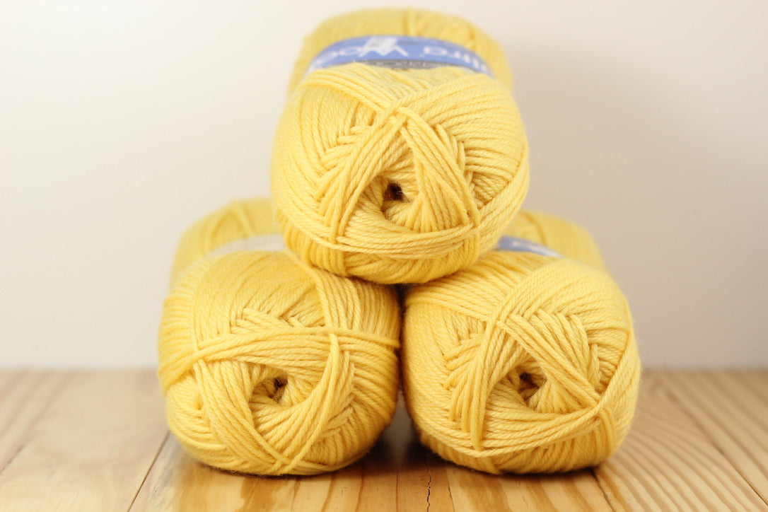 Ultra Wool Worsted 3312 Butter