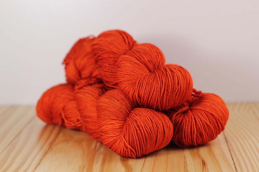 Sock 802 Terracota