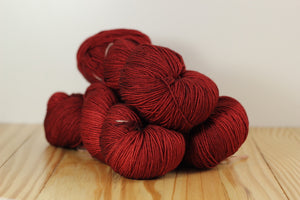Sock 801 Boticelli Red