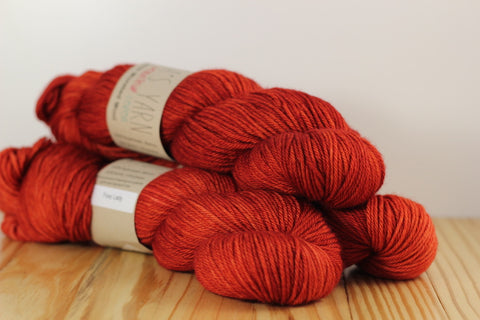 Washable Worsted Wool Foxy Lady