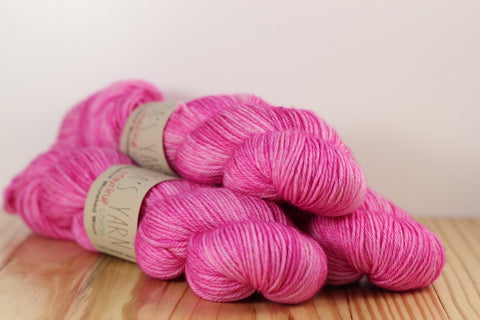 Washable Worsted Wool Barbie Girl