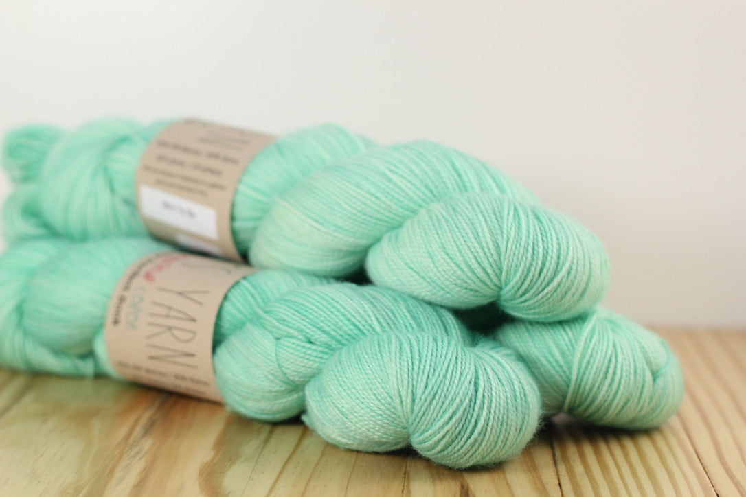 Practically Perfect Sock Mint to Be