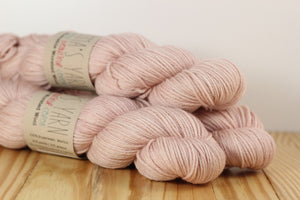 Washable Worsted Wool Himalayan Salt