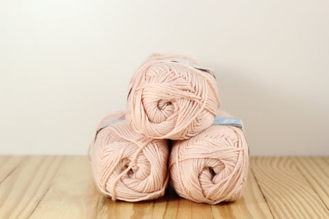 Comfort Worsted 9704 Peach