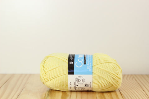 Comfort Worsted 9712 Buttercup