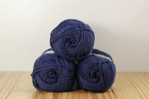 Comfort Worsted 9763 Navy Blue