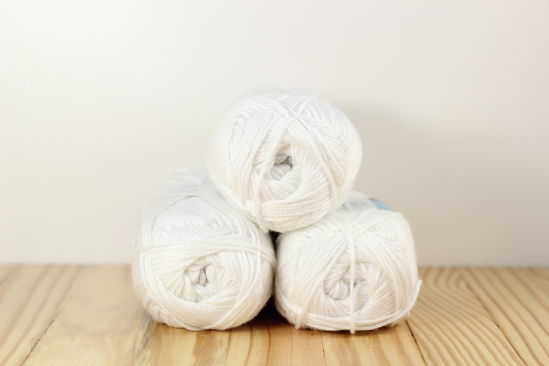 Comfort Worsted 9700 Chalk
