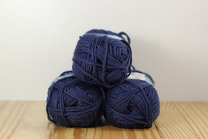 Comfort Chunky 5763 Navy Blue