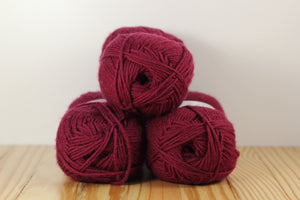 Ultra Wool Worsted 3360 Currant