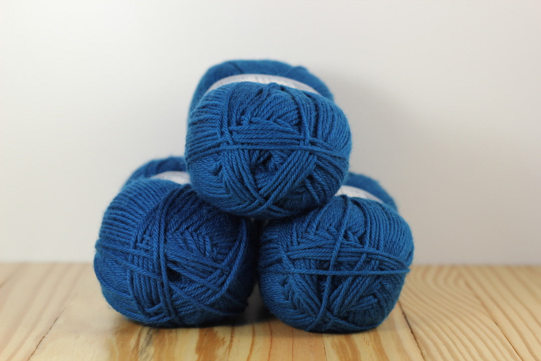 Ultra Wool Worsted 3364 Lake