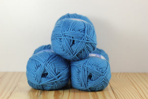 Ultra Wool Worsted 3326 River