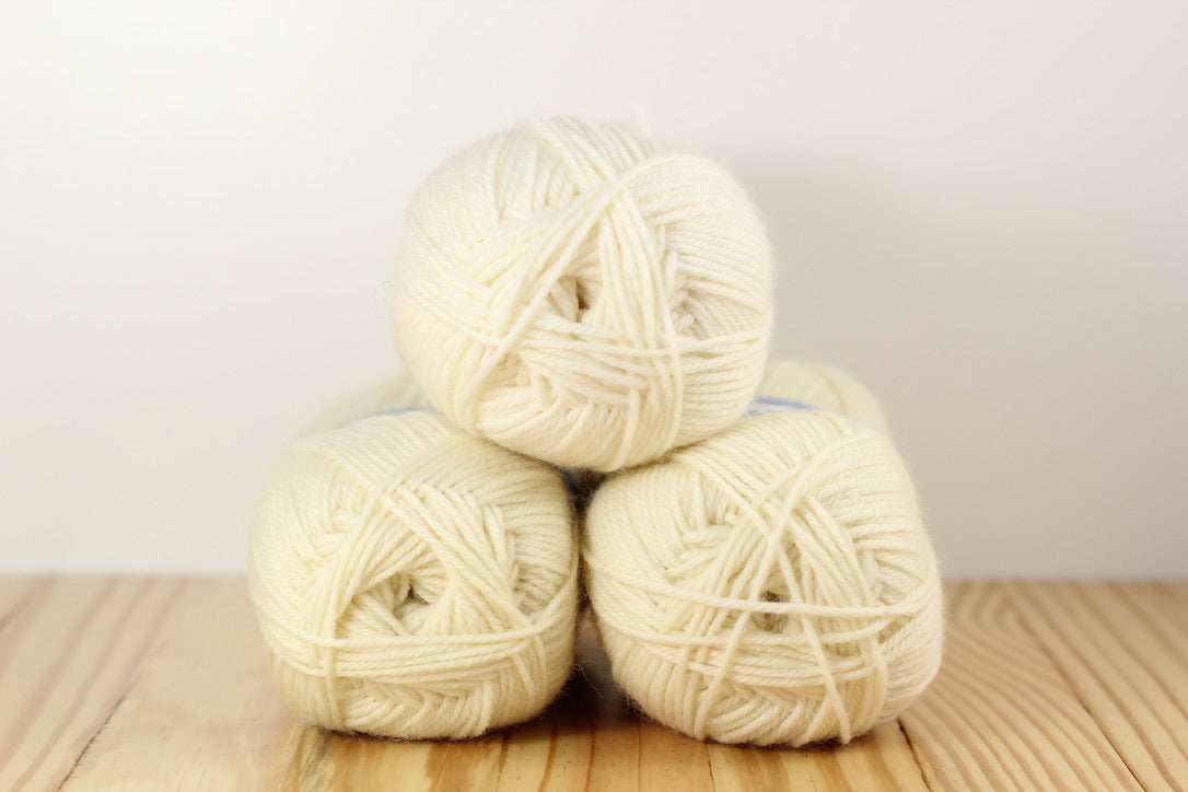 Ultra Wool Worsted 3301 Cream