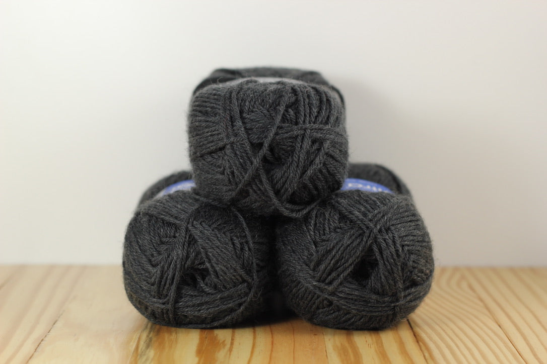 Ultra Wool Worsted 33113 Black Pepper