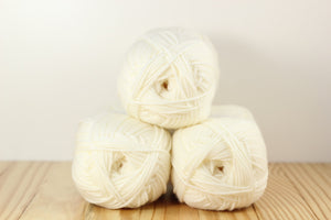 Ultra Wool Worsted 3300 Snow