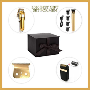 2020 New Cordless Zero Gapped Trimmer Hair Clipper - Best Gift for men