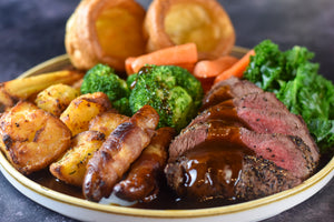 Sunday Roast Beef (adult)