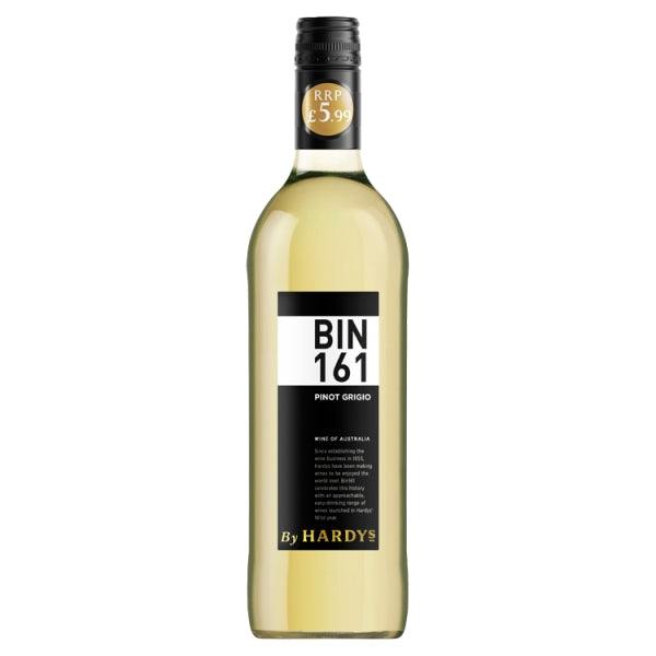 Pinot Grigio Bottle 750ml