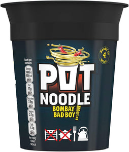 Pot Noodle - Bombay Bad Boy