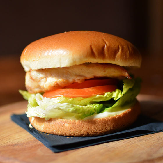 Chicken Breast Burger