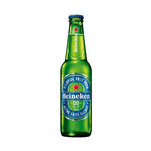 Heineken 0%, bottle