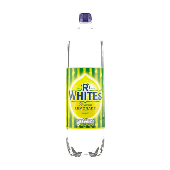 R Whites Lemonade, 1.5L