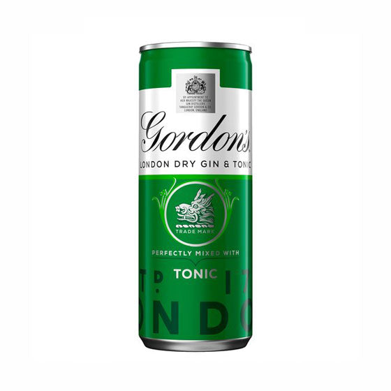Gordon's Gin & Tonic, can