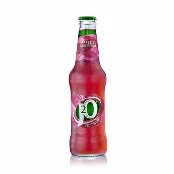 J20 Apple and Raspberry, 275ml