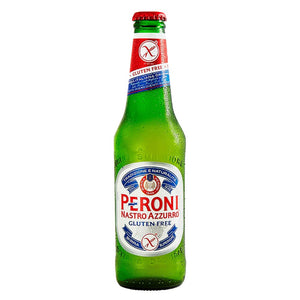 Gluten Free Peroni, bottle