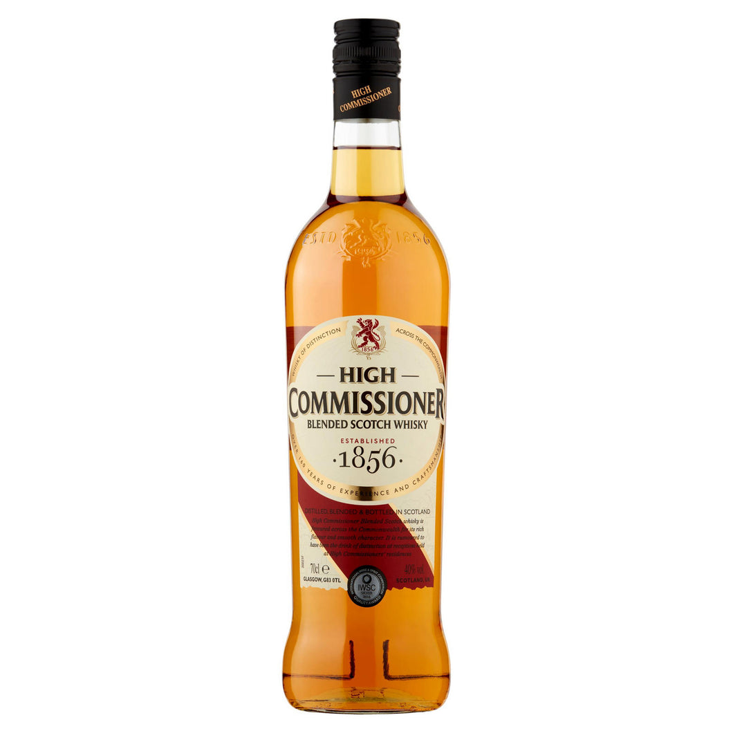 High Commissioner Blended Scotch Whisky 70cl