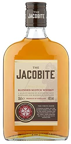 The Jacobite Blended Scotch Whisky 35cl