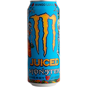 Monster Mango Loco Energy Drink 500ml